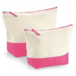 Dipped accessory bag Roze L