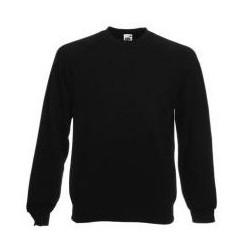Sweater black mannen