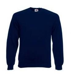 Sweater navy blue mannen