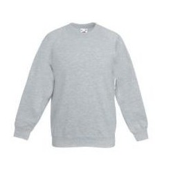 Sweater heather grey kids