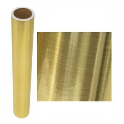 Flex metallic Gold