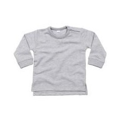 Sweater grijs baby