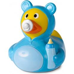 Badeendje Baby blauw