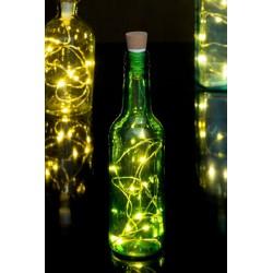 Lichtslinger 2m LED voor fles