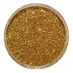 Gold sun Glitter potje 5ml