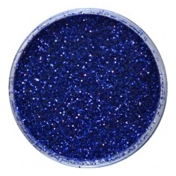 Blue Glitter potje 5ml