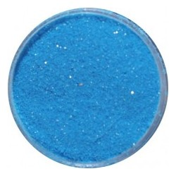 Blue UV Glitter potje 5ml