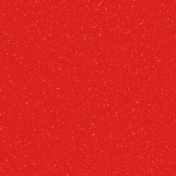 Rood glitter vinyl
