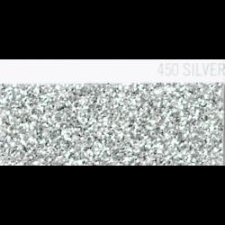 Pearl glitter silver