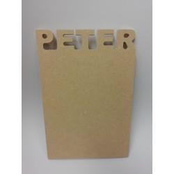 MDF bord Peter