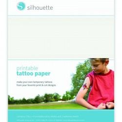 Printable tattoo papier