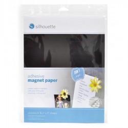 Zelfklevend magnetisch papier