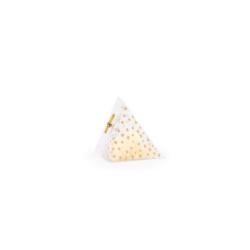 Pet piramide goud