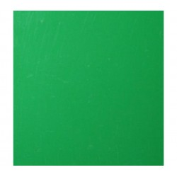 Bright green vinyl mat RI379