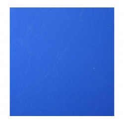 Brilliant blue vinyl mat RI368