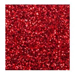 Flex Glitter rood