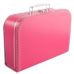 Fushiaroze koffer 25cm
